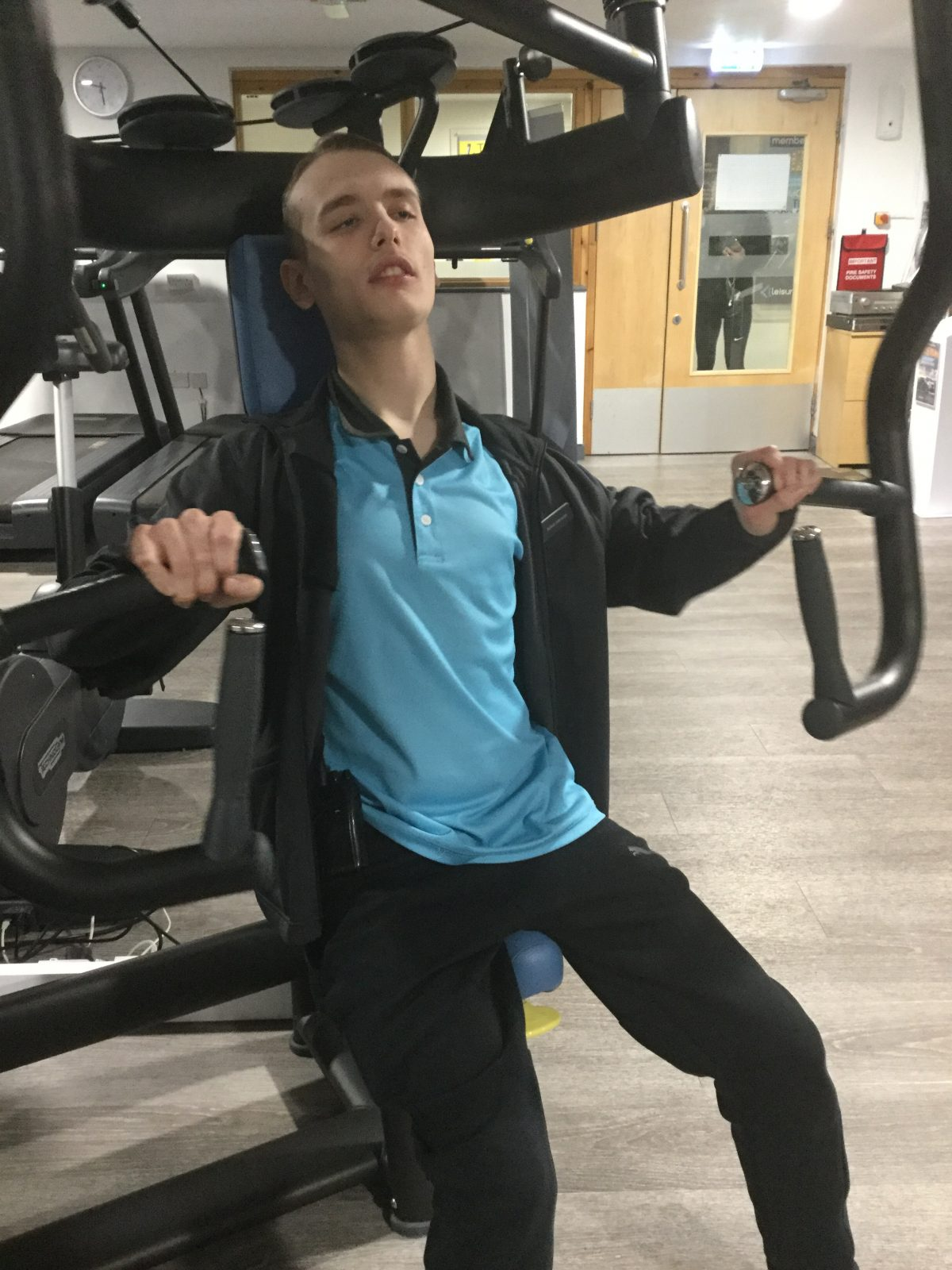 My journey into the fitness industry