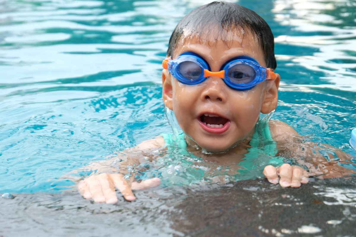 Should I get swimming lessons for my kids?