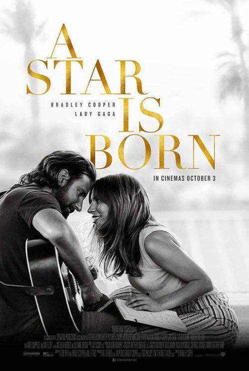 A Star is born- reel outdoors cinema