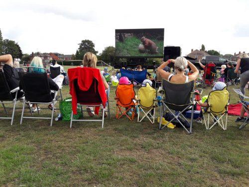 Children's Summer Outdoor Cinema