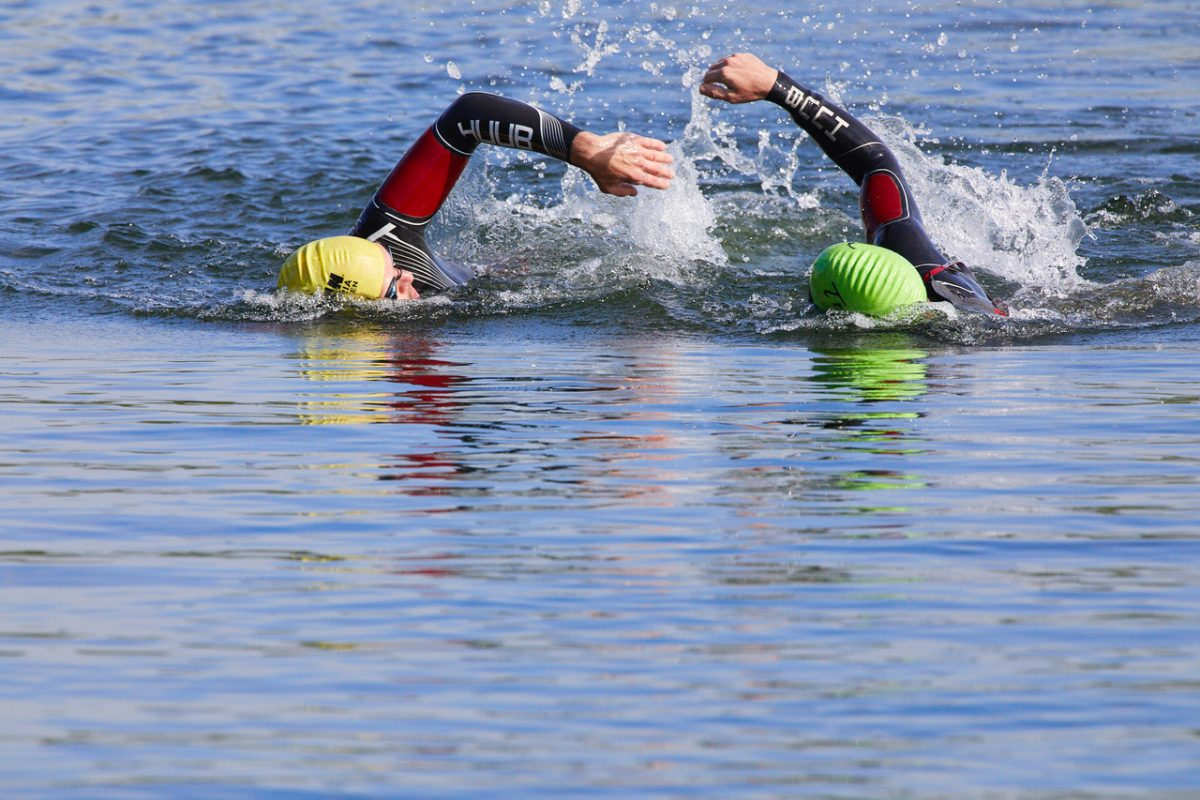 Jumping in at the very deep end – an introduction to Open Water Swimming