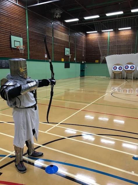 Archery; as a sport or hobby