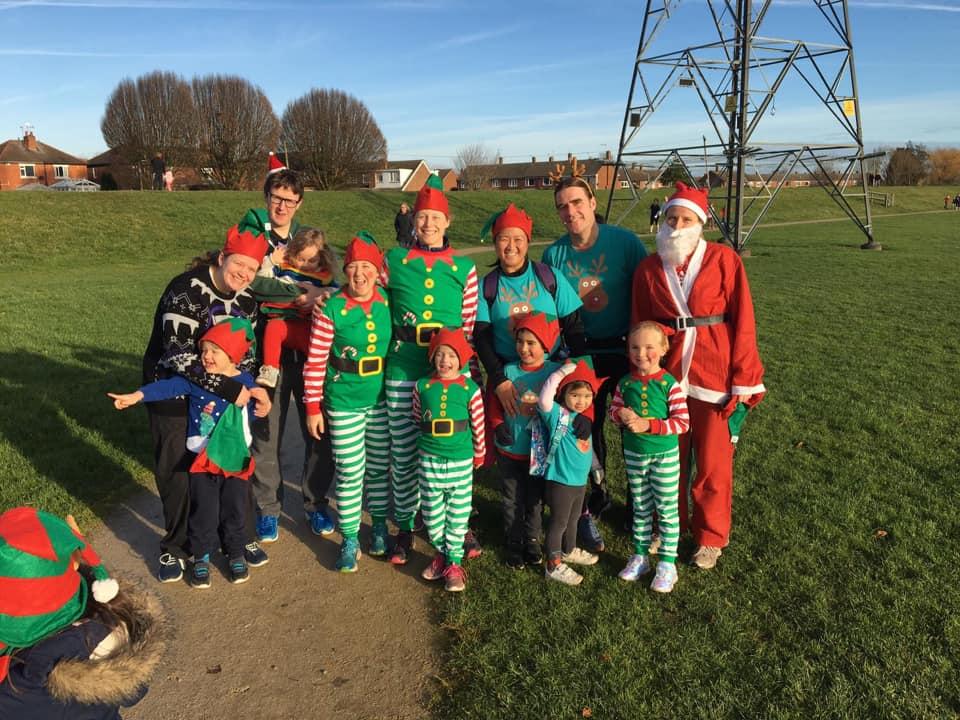Christmas Fun Runners 2019