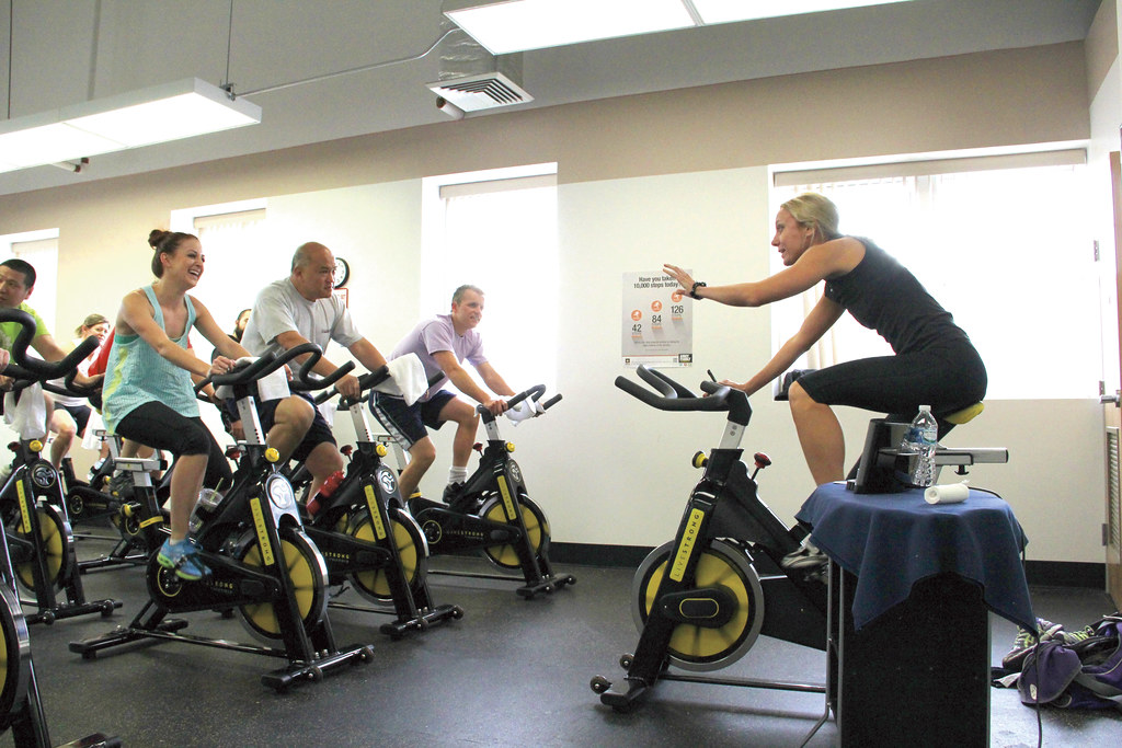 Backstage Pass: How to plan for an indoor cycling class
