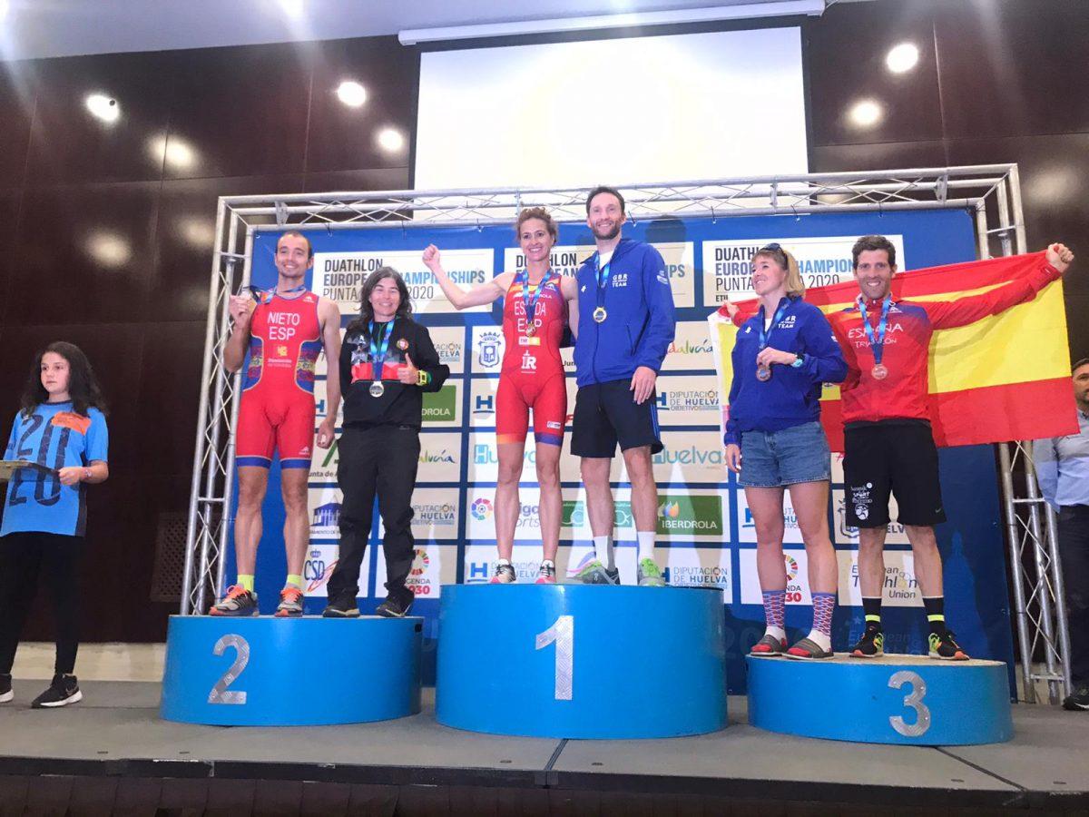 European Sprint Duathlon Championships