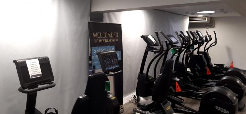 Covid-19 gym