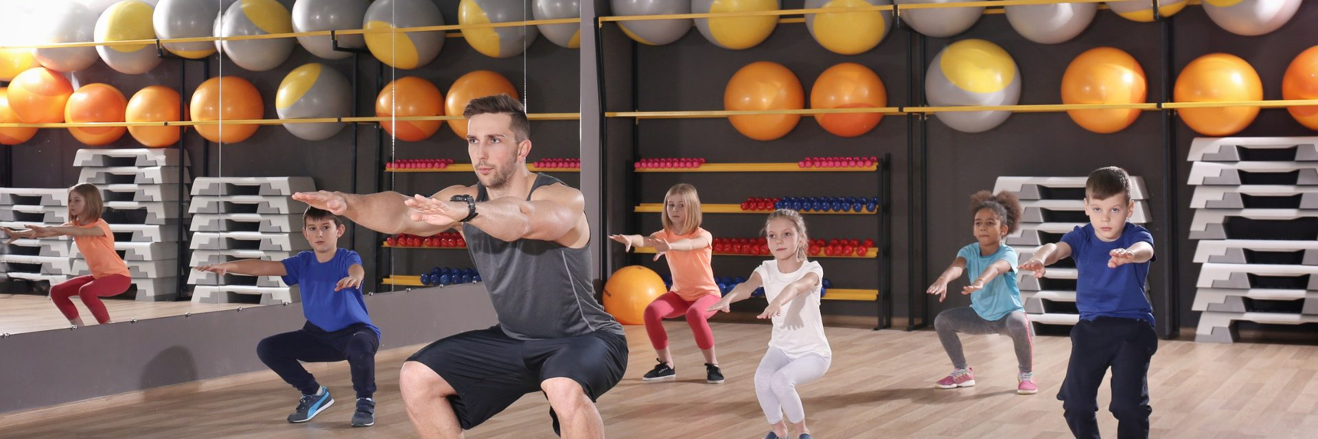 Junior Gym