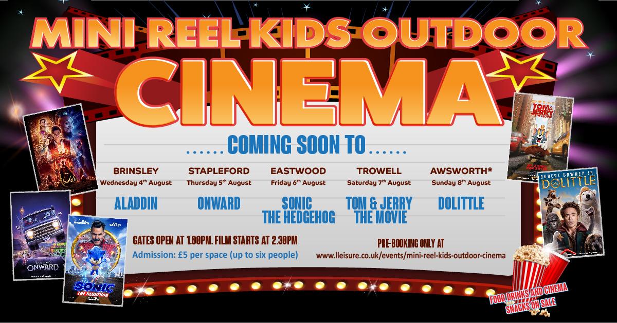 Outdoor Cinema 2021