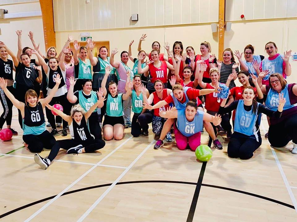 New Netball League at Chilwell Olympia